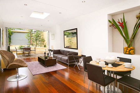 Plan Ahead Design and Drafting Services.  New homes, renovations and extensions, commercial developments, building conversions. Eastern Suburbs Sydney.