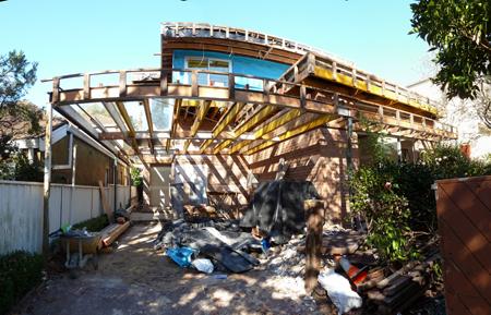 External Construction - Plan Ahead Designs