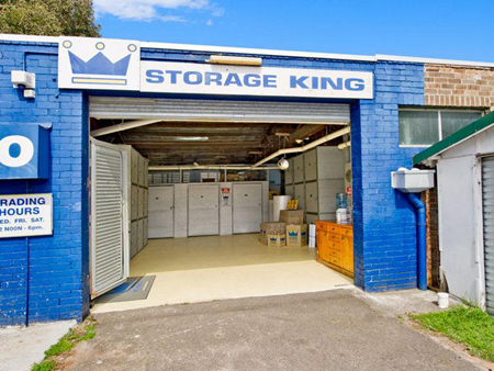 Storage King - Plan Ahead Conversion